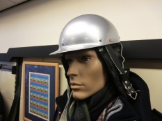 _Retro Mille Miglia Helm - Grey