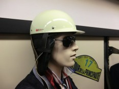 _Retro Mille Miglia Helm - Off White