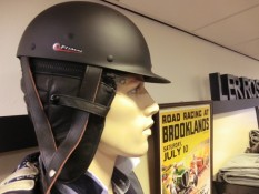 _Retro Mille Miglia Helm - Black
