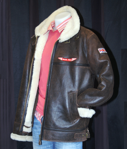 Lammy coat - original B3 flight jacket
