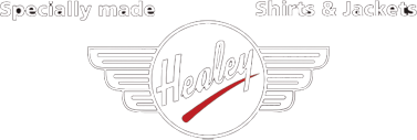 Healey Menswear - footer