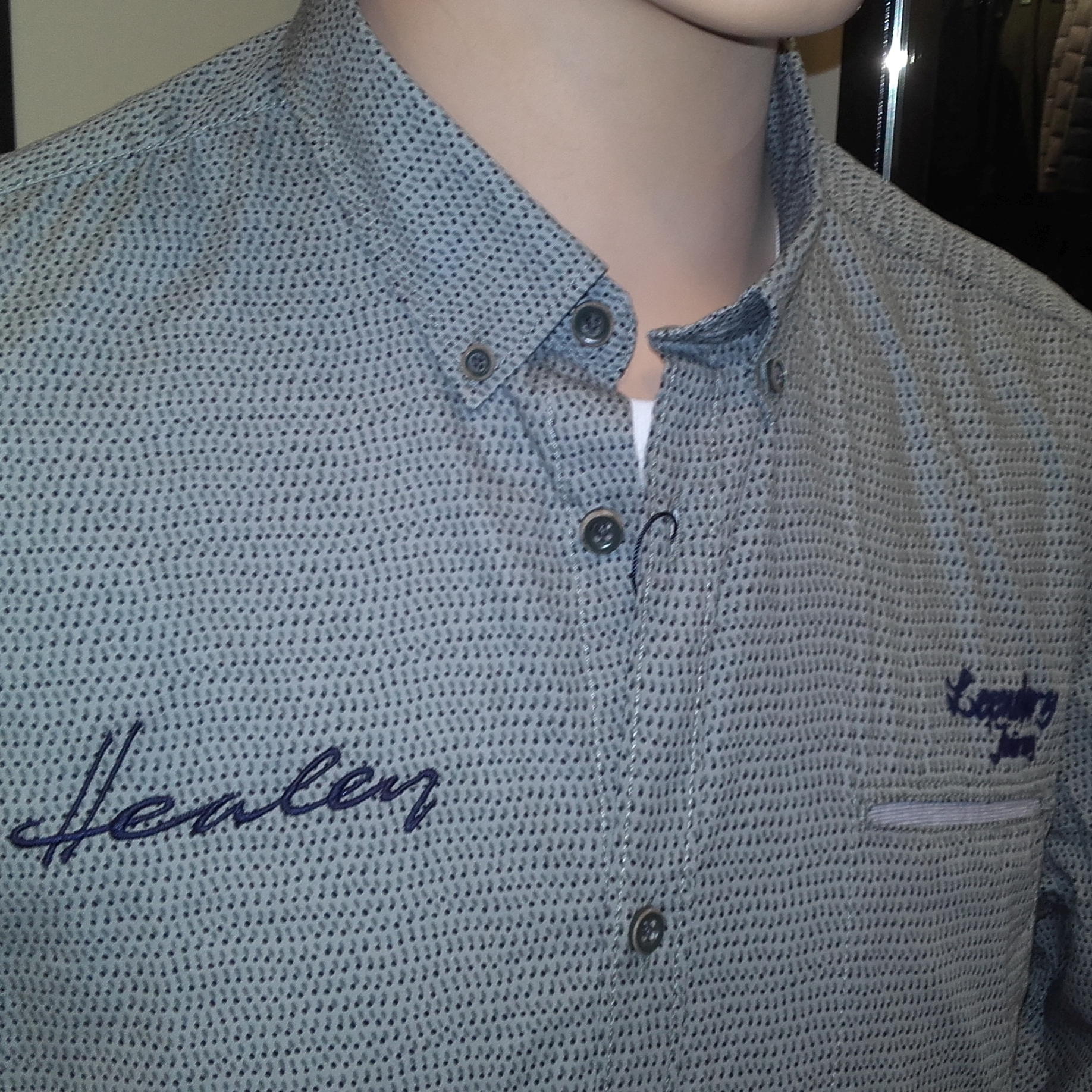 Healey Legendary Journey Shirt
