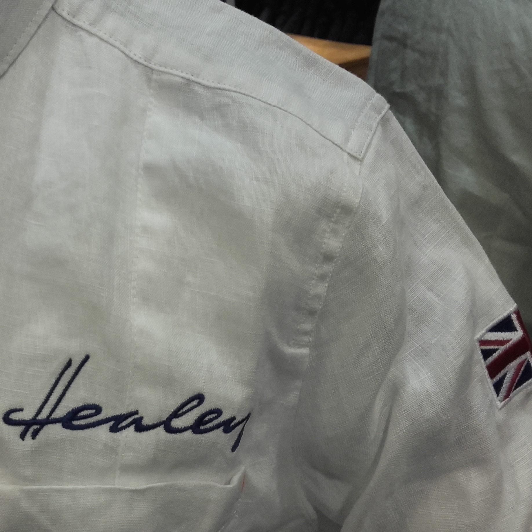 Healey shirt - linnen